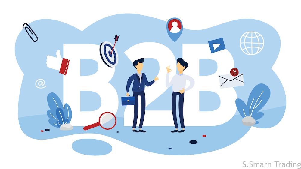 ธุรกิจ B2B คืออะไร - AdobeStock 225336042 1 - สินค้า, ร้านค้า, ผู้ประกอบการ, ธุรกิจ, ซื้อขาย, marketing, Business, b2b