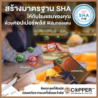 แผ่นฟิล์มทองแดง CopperPlus แบบฟิล์มสติ๊กเกอร์ ขนาด 40x120 ซม. - 106913718 147803963567387 7069021429343797963 o 400x400 -