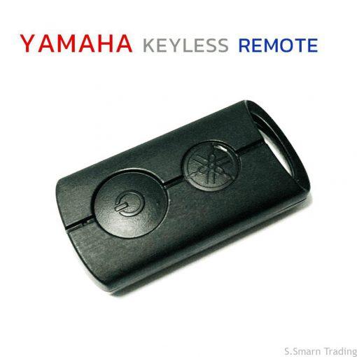 เคสรีโมท keyless ยามาฮ่า (เรืองแสง)