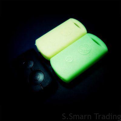 yamaha remote keyless silicone ยางซิลิโคน เรืองแสง 2 400x400 - เคสรีโมท keyless ยามาฮ่า (เรืองแสง) -