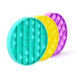 ของเล่นปุ่มกด พุช ป๊อป พร้อมส่ง เพลิดเพลินกับการกดปุ่มที่ไม่สิ้นสุด ของเล่นเสริมพัฒนาการเด็ก ของเล่นซิลิโคน
